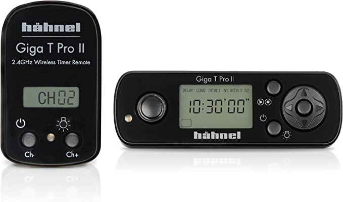 Hähnel 10007590 Giga T Pro Ii 2 4ghz Funk Fernauslöser Kamera