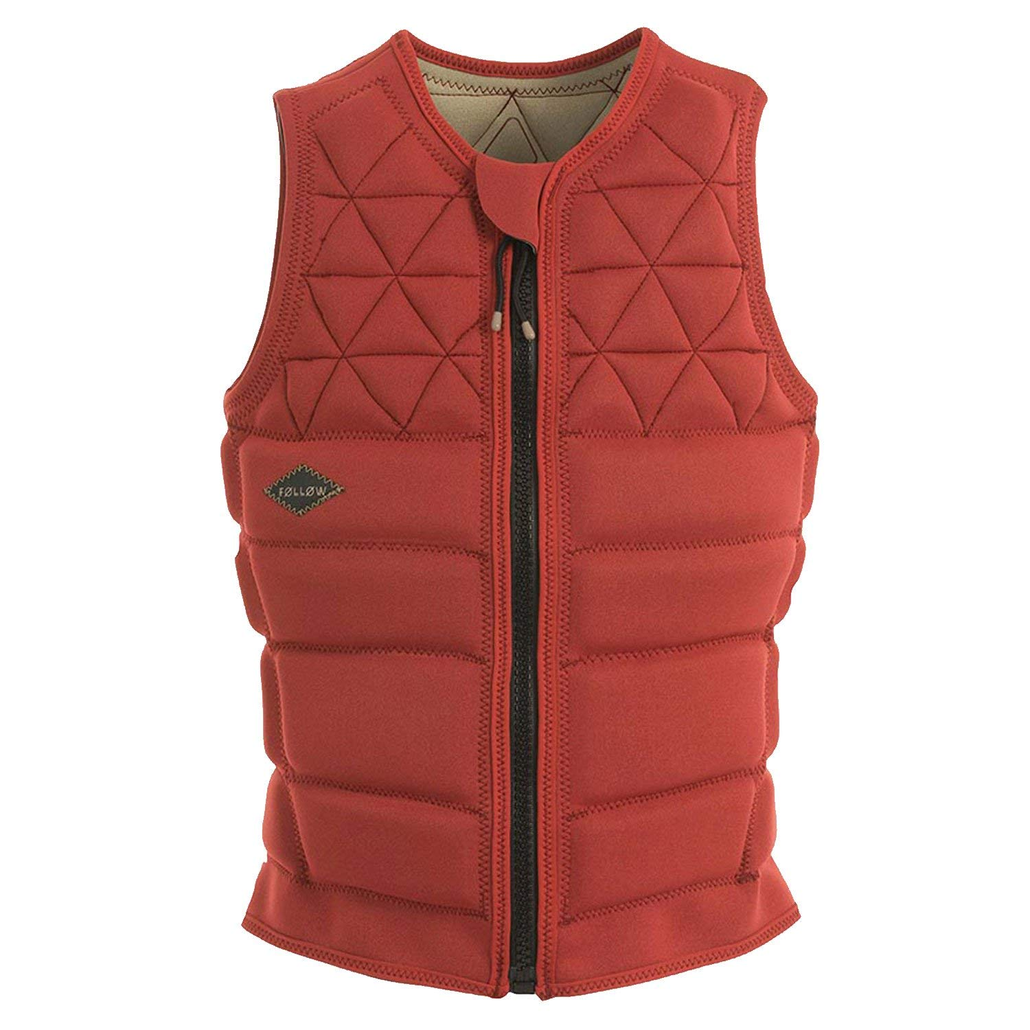 Follow 2019 Pharaoh (Rust) Women's Impact Comp Vest-8 by Follow