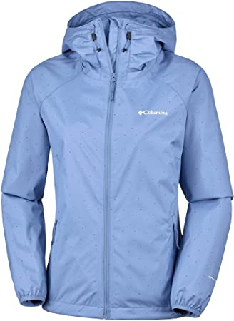 Columbia 1718001 Ulica Jacket Chaqueta impermeable, Mujer, Poliéster