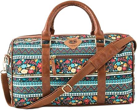 Boho Weekender Bag for Women