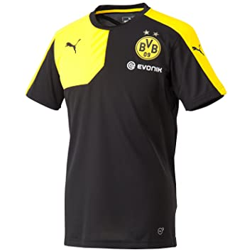 finest selection d05b3 af448 Borussia Dortmund Puma Men's Training Jersey with Sponsor