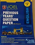 SilverZone iOEL English Olympiad - Previous Years' Question Paper with Answers Class 7