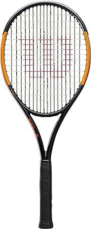 Wilson Burn 100S Unstrung Tennis Racquet