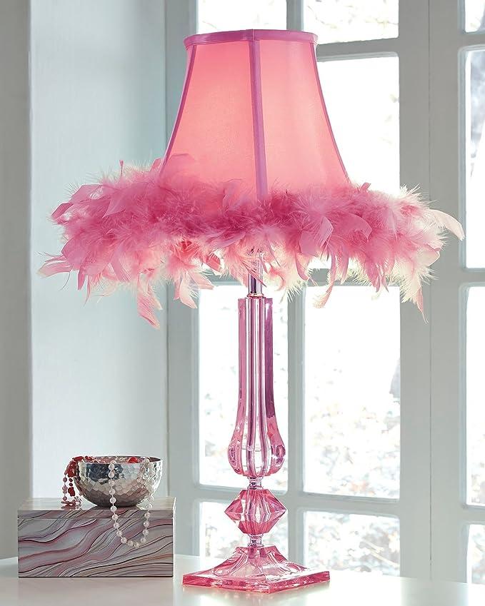 Amazon.com: Signature Design by Ashley L857604 Auren Table Lamp ...