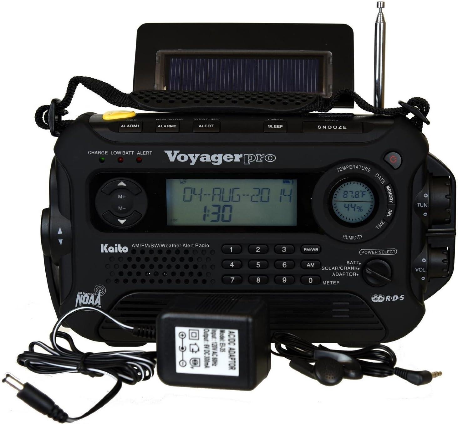 Kaito Voyager Pro KA600 Survival radio communications systems