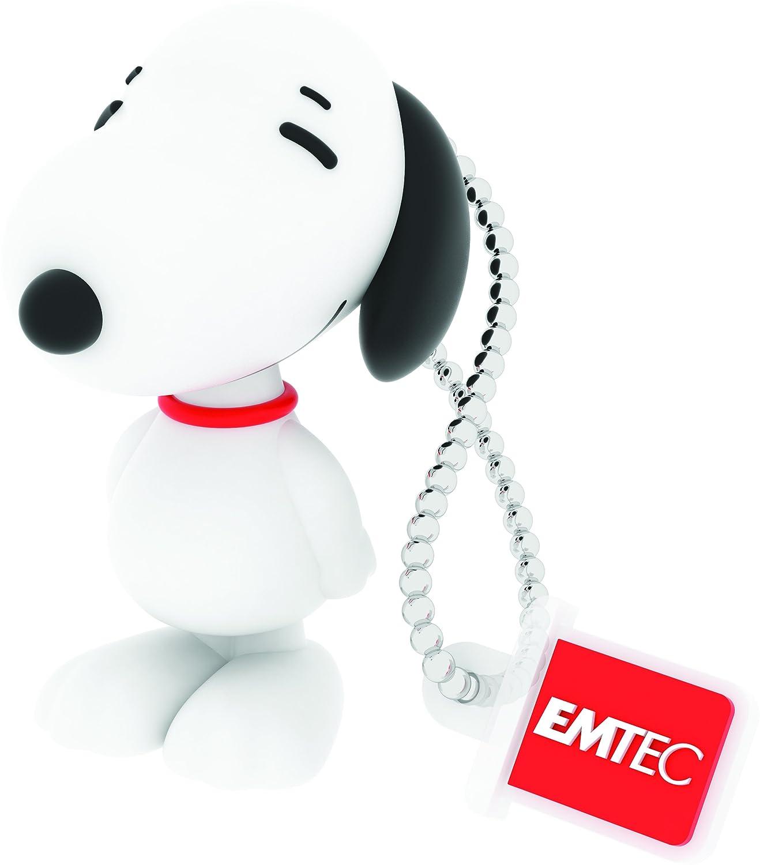 Amazon.com: Emtec Peanuts 2.0 USB Flash Drive (ECMMD8GPN100 ...