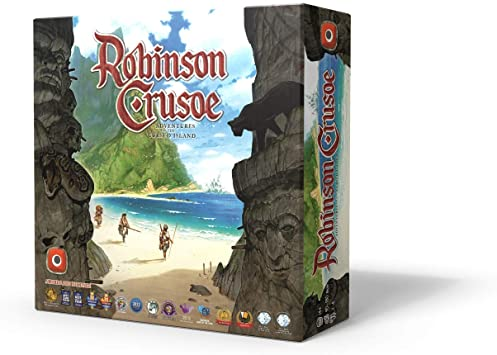 Wydawnictwo Portal POP00361 Robinson Crusoe: Adventures on The ...