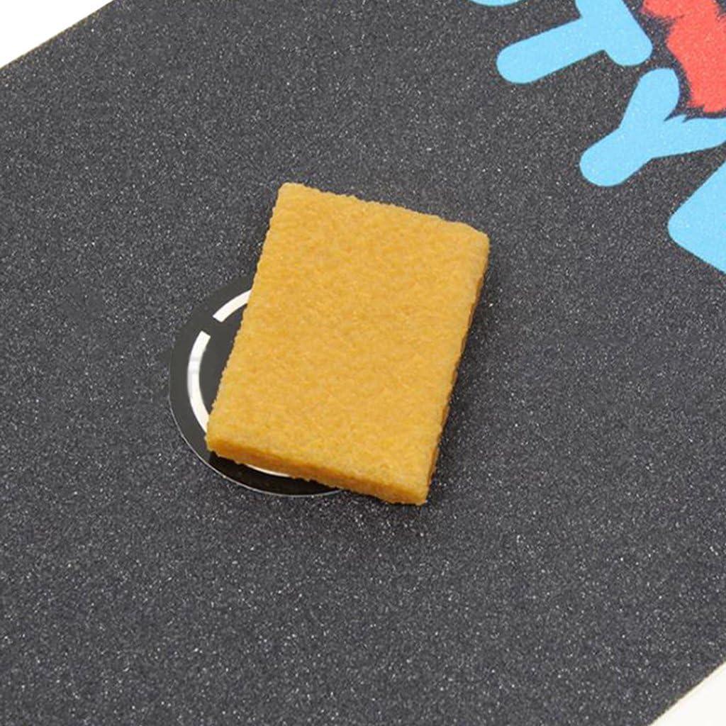 ATATMOUNT Gummi Skateboard Longboard Grip Tape Cleaner Schmutzentferner Reinigung Radiergummi Neu