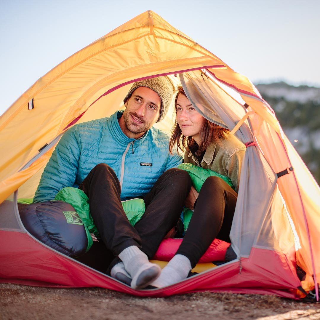 Bryce 2P Two Person Ultralight Tent and Footprint - Perfect for Backpacking, Kayaking, Camping and Bikepacking by Paria Outdoor Products (Image #3)