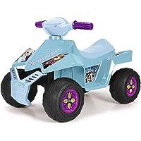 FEBER Disney Frozen - Quad Electrique Disney pour Enfants de 18 mois à 3 ans, 6V (Famosa 800010444)