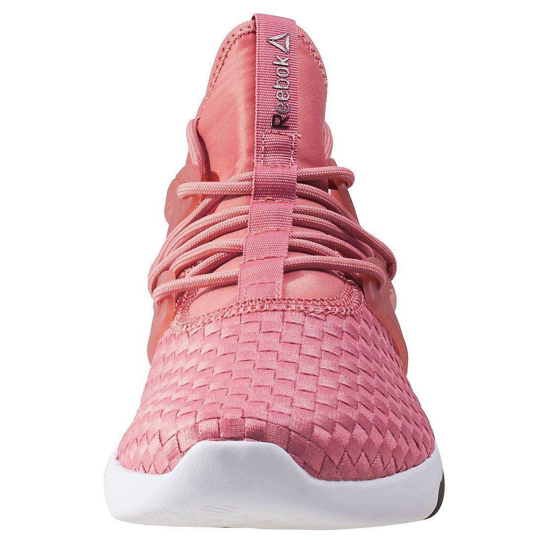 a84df736412 Reebok Women s Hayasu Sneakers Pink Size  3.5 UK  Amazon.co.uk  Shoes   Bags