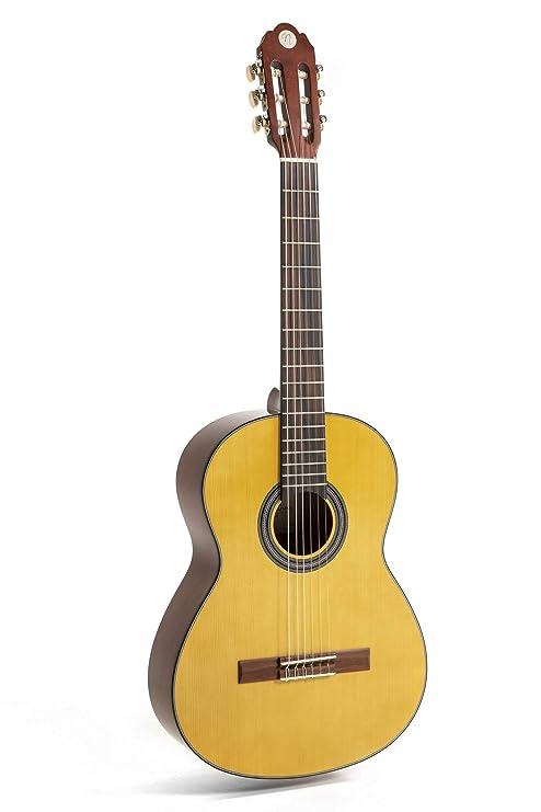 NAVARRA special poppy honey NV100, guitarra clásica 1/4 ...
