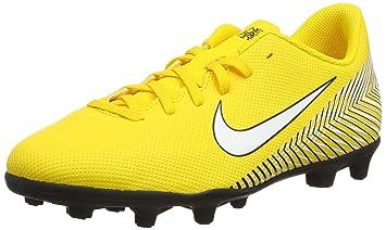 58f58fc19 Amazon.com  Nike JR Vapor 12 Club GS NJR FG MG Boys Soccer-Shoes ...