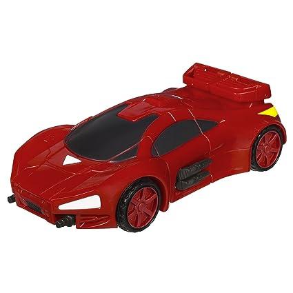 Great Iron Man Transformers   Car