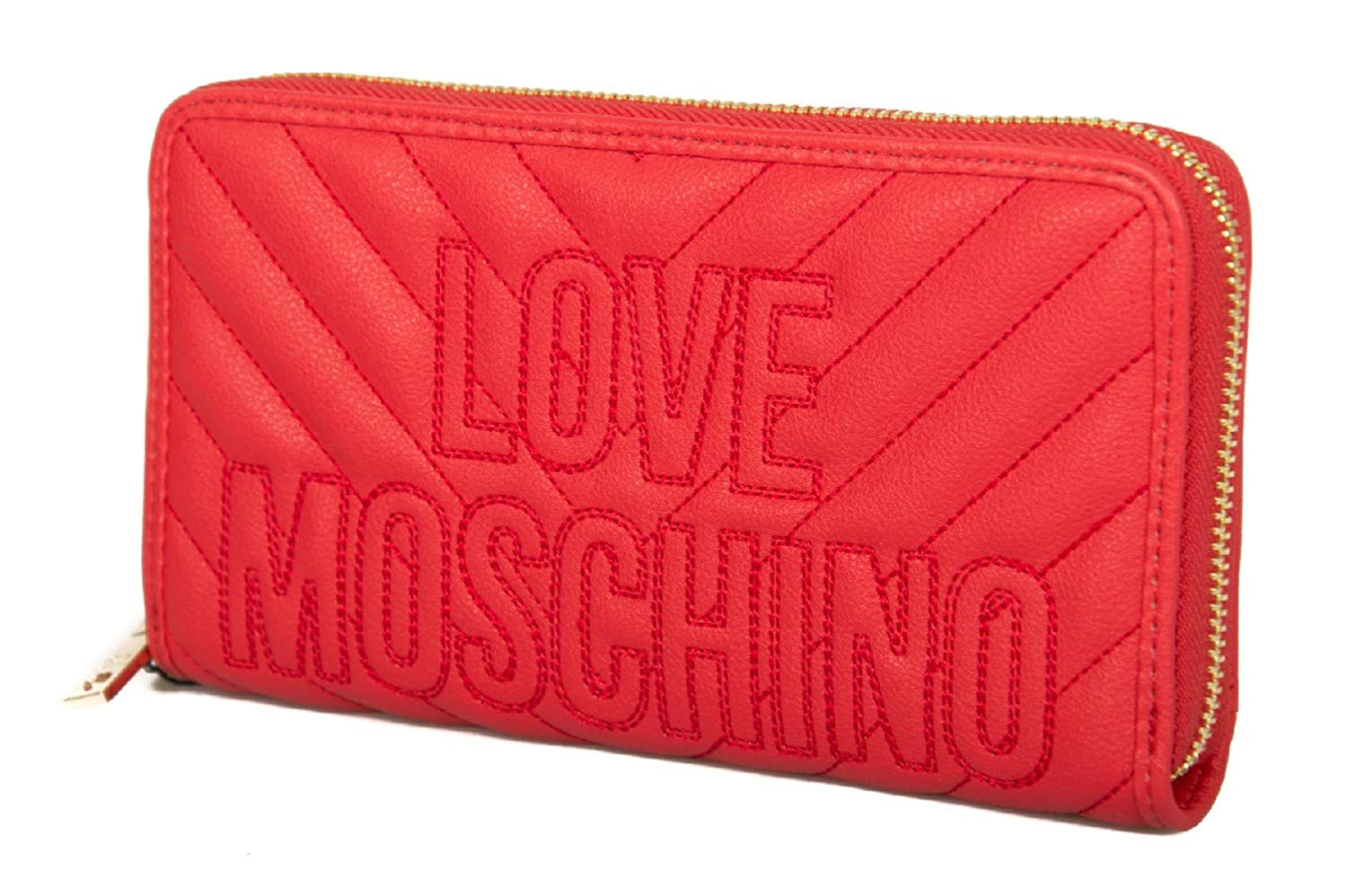 Love Moschino Portefeuille femme article JC5585PP06KI PORTAFOGLI QUILTED PU