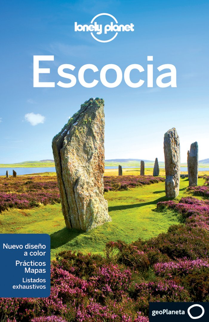 Escocia 5 Guías de País Lonely Planet Idioma Inglés: Amazon.es ...