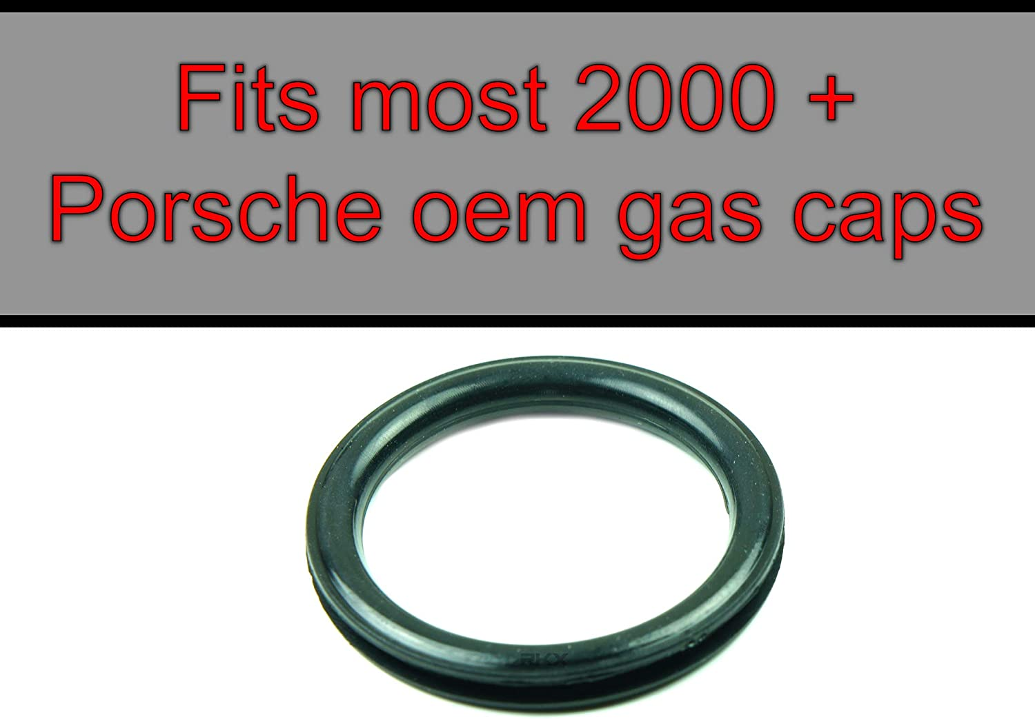 RKX Gas cap replacement seal FOR Porsche 2000-2015 996 997 986 987 981 Fuel