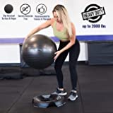 DYNAPRO Exercise Ball - Extra Thick Eco-Friendly