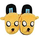 Adventure Time Womens/Ladies Jake Slippers