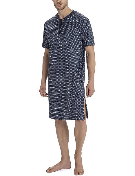 Calida Larry, Pijama de una Pieza para Hombre, Azul (Blue Grotto 463)