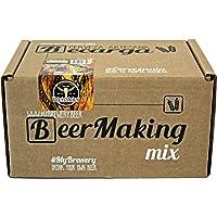 Recarga de materias primas para elaborar cerveza en casa. Receta Weissbier Trigo