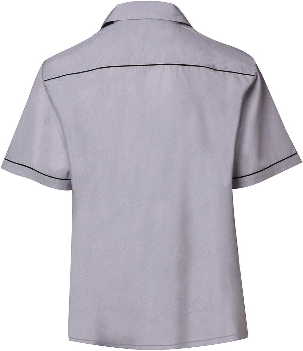 David Carey Mopar Pentastar Work Shirt