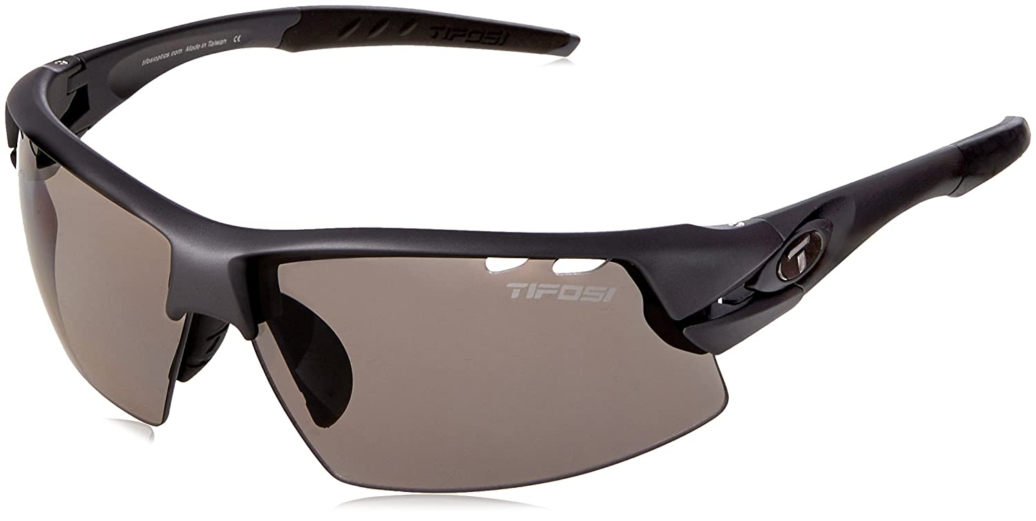 b33c5352e9 Tifosi Crit Polarized Fototec trade  Matte Gunmetal Sunglasses ...