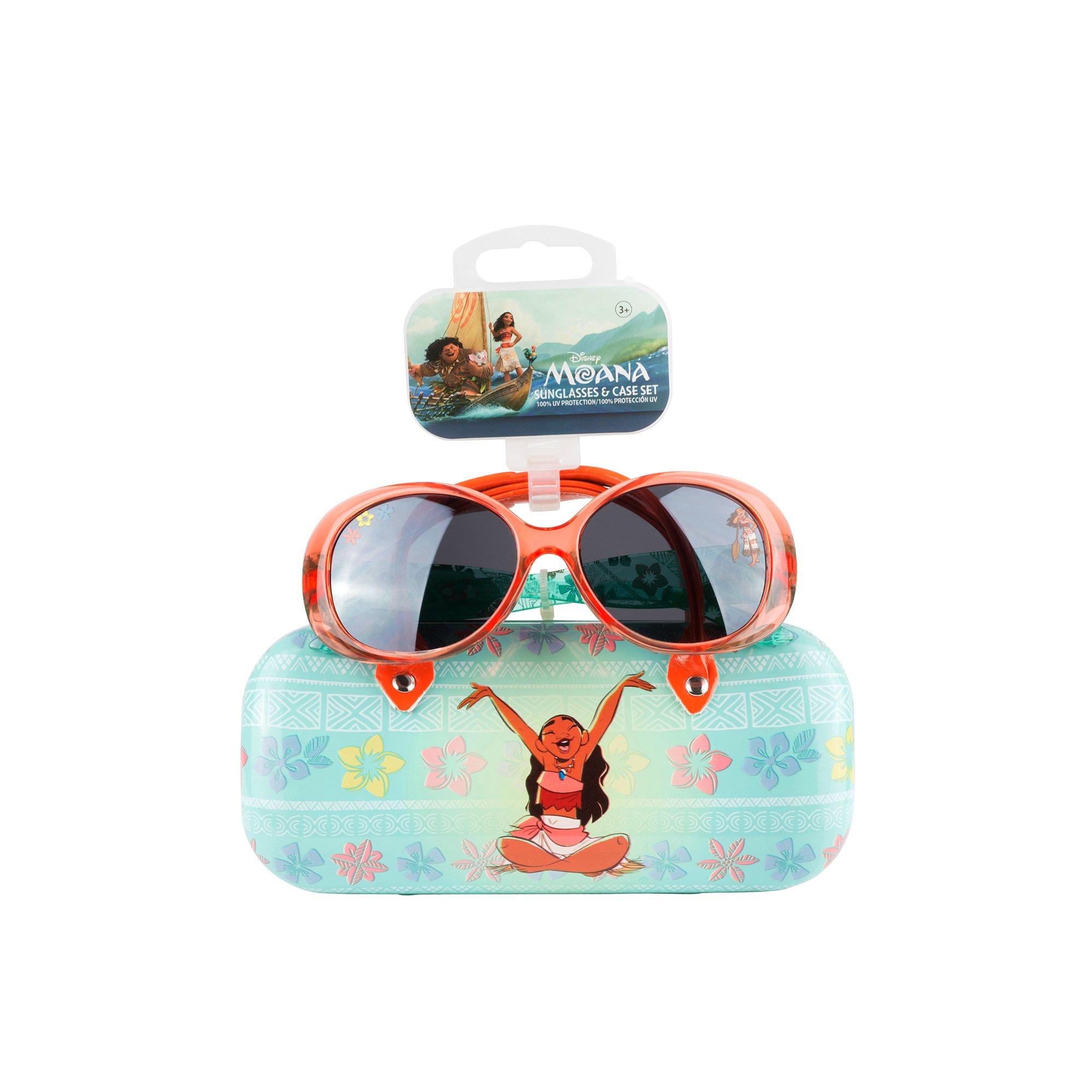 Moana Sunglasses for Girls – 100% UV Protection for Kids
