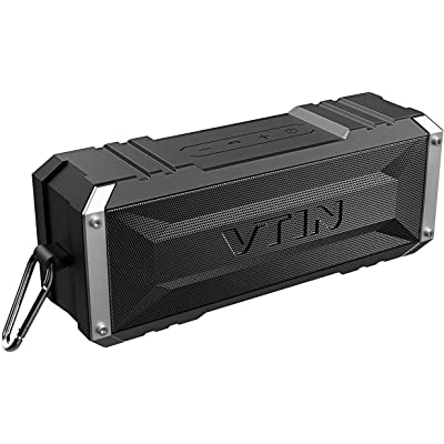 Vtin Punker -Altavoz Bluetooth, Premium 20W y TWS, 30 Horas de Reproducción,Altavoz Bluetooth 5.0, IPX6, Altavoz Bluetooth Portátil, para Móviles, Tableta, MP3 y etc.