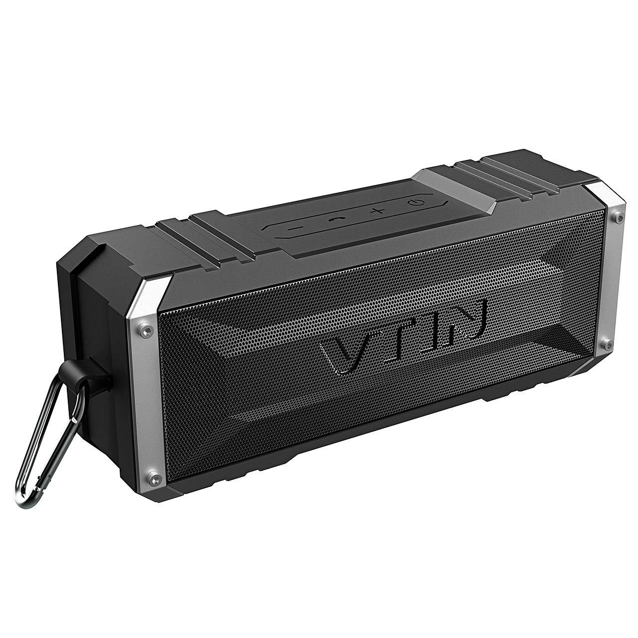 Vtin Punker -Altavoz Bluetooth , Premium 20W con Radiador Pasivo, 30 Horas de Emisión