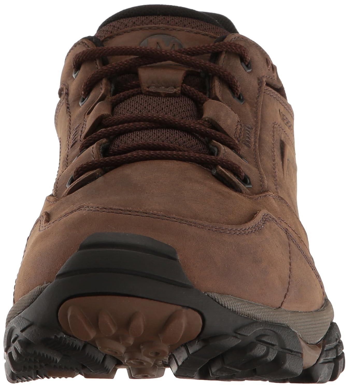 Merrell Herren Moab Adventure Lace Trekking- & Wanderhalbschuhe Wanderhalbschuhe Wanderhalbschuhe braun  86d74c