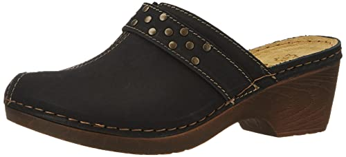 Jana Damen 27304 Offene Sandalen mit Keilabsatz