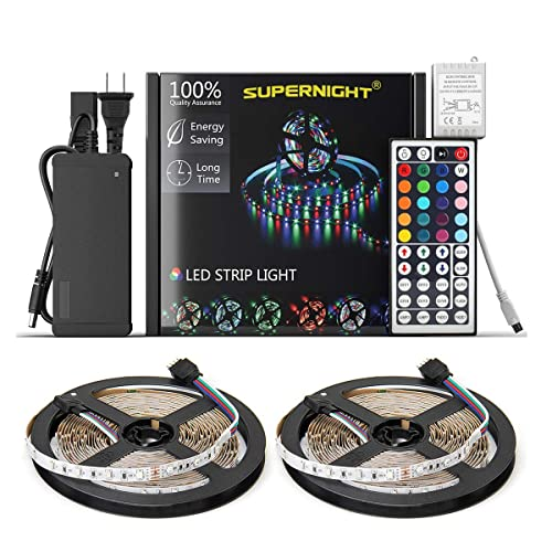 NEW 2018 LED Strip Lights Kit Non-waterproof– 32.8ft (10M) 600