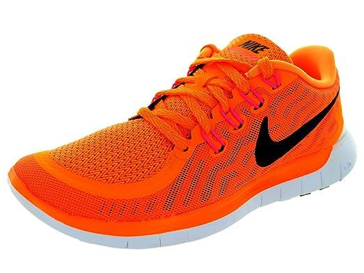 Nike Womens Free 5.0 Running Shoe #724383-808 (5.5)