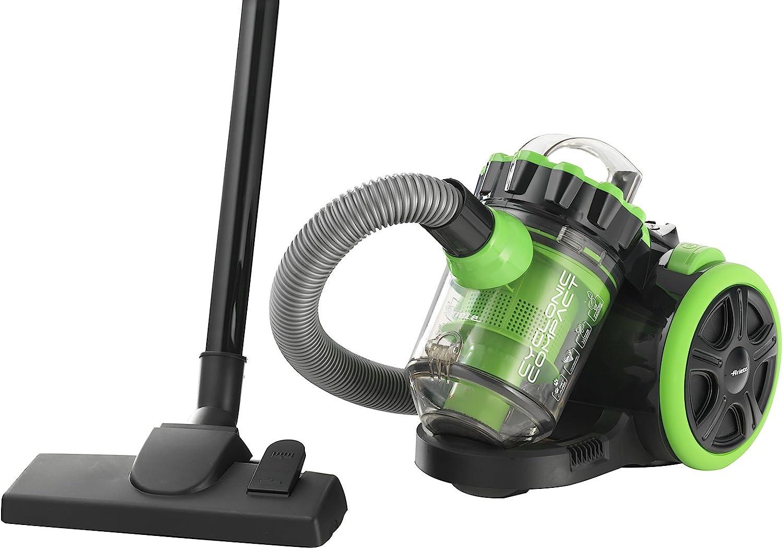 Ariete 2747 Aspirador compacto sin bolsa, 700 W, 2 litros, Plástico: Amazon.es: Hogar