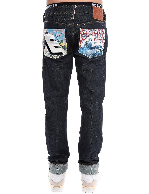 2010 Slim Fit Seasonal feature Selvedge Denim Jeans