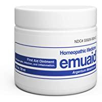 Emuaid® Ointment 2 oz - Eczema Cream. Regular Strength Treatment. Regular Strength for Athletes Foot, Psoriasis, Jock…