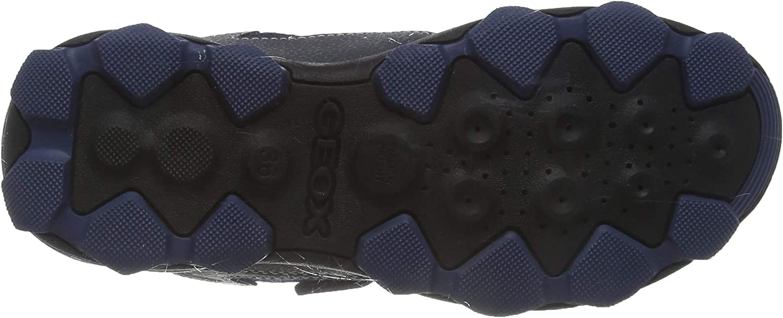 Geox Boys/' J Buller B Low-Top Sneakers