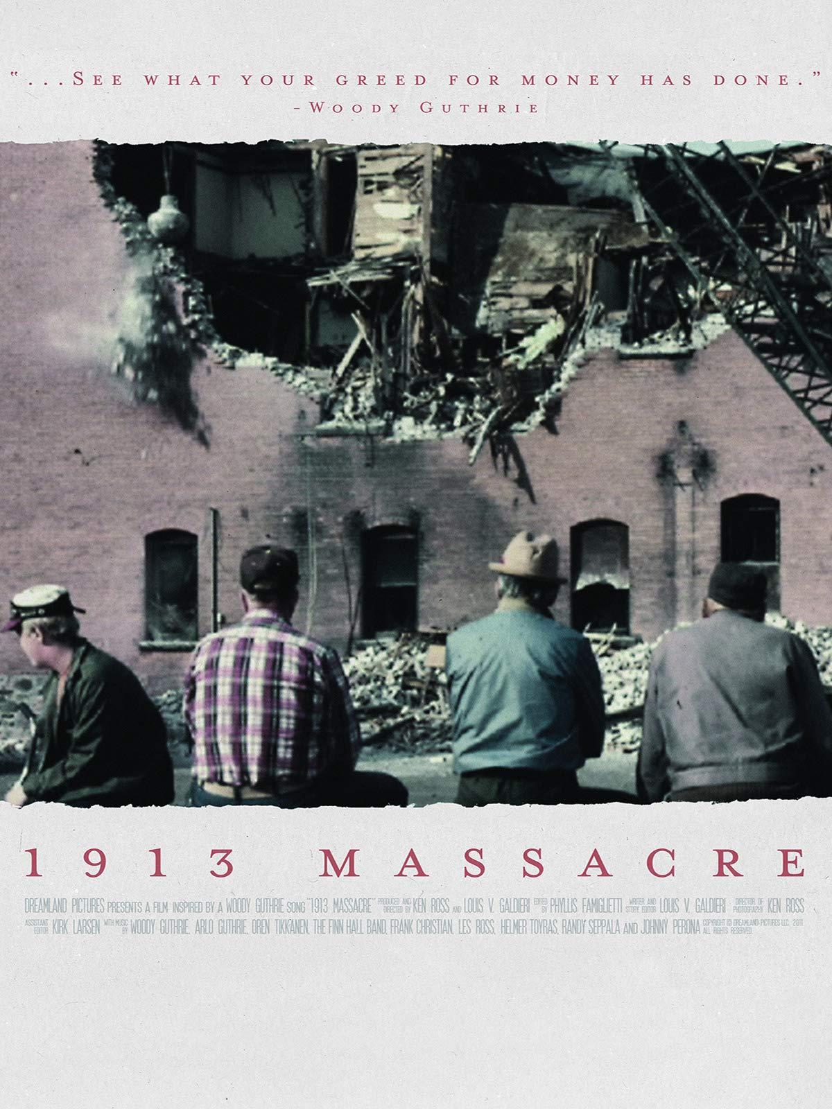 1913 Massacre on Amazon Prime Video UK