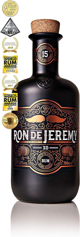 Ron de Jeremy XO 15 Years Old Solera Rum - 700 ml