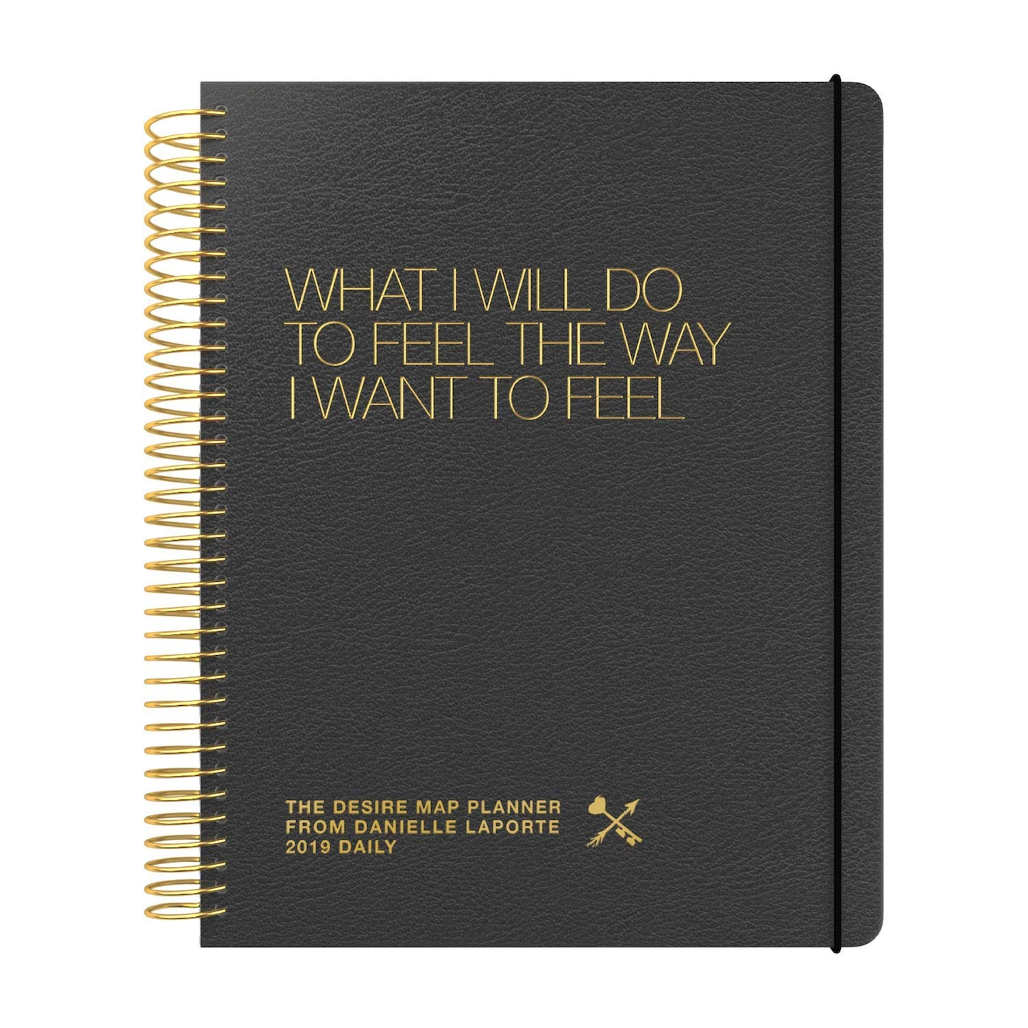 Amazon.com : The Desire Map 2019 Daily Planner by Danielle ...