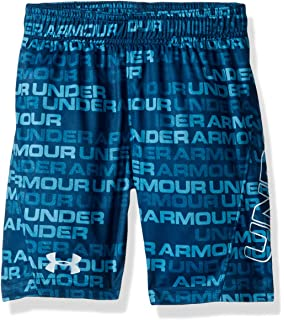 Under Armour Little Boys Zinger Knit Short US Standard
