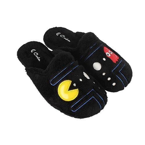 Costa BP1234-26, Zapatillas de Estar por casa con talón Abierto para Hombre, (Negro 5), 42 EU: Amazon.es: Zapatos y complementos