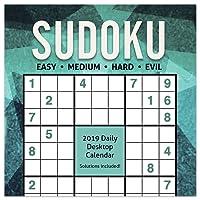 Sudoku 2019 Calendar