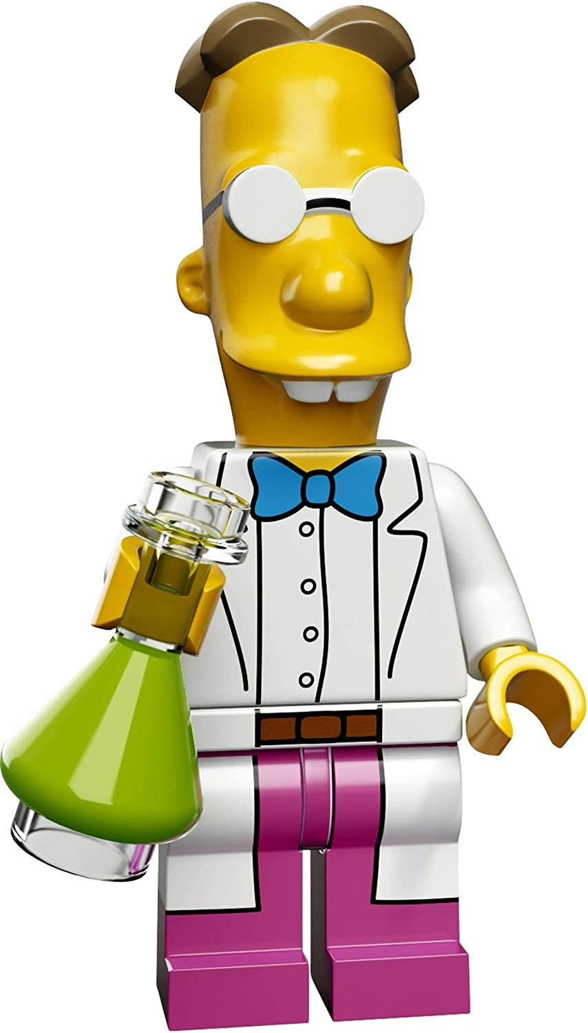 LEGO The Simpsons Series 2 Collectible Minifigure 71009 - Professor Frink