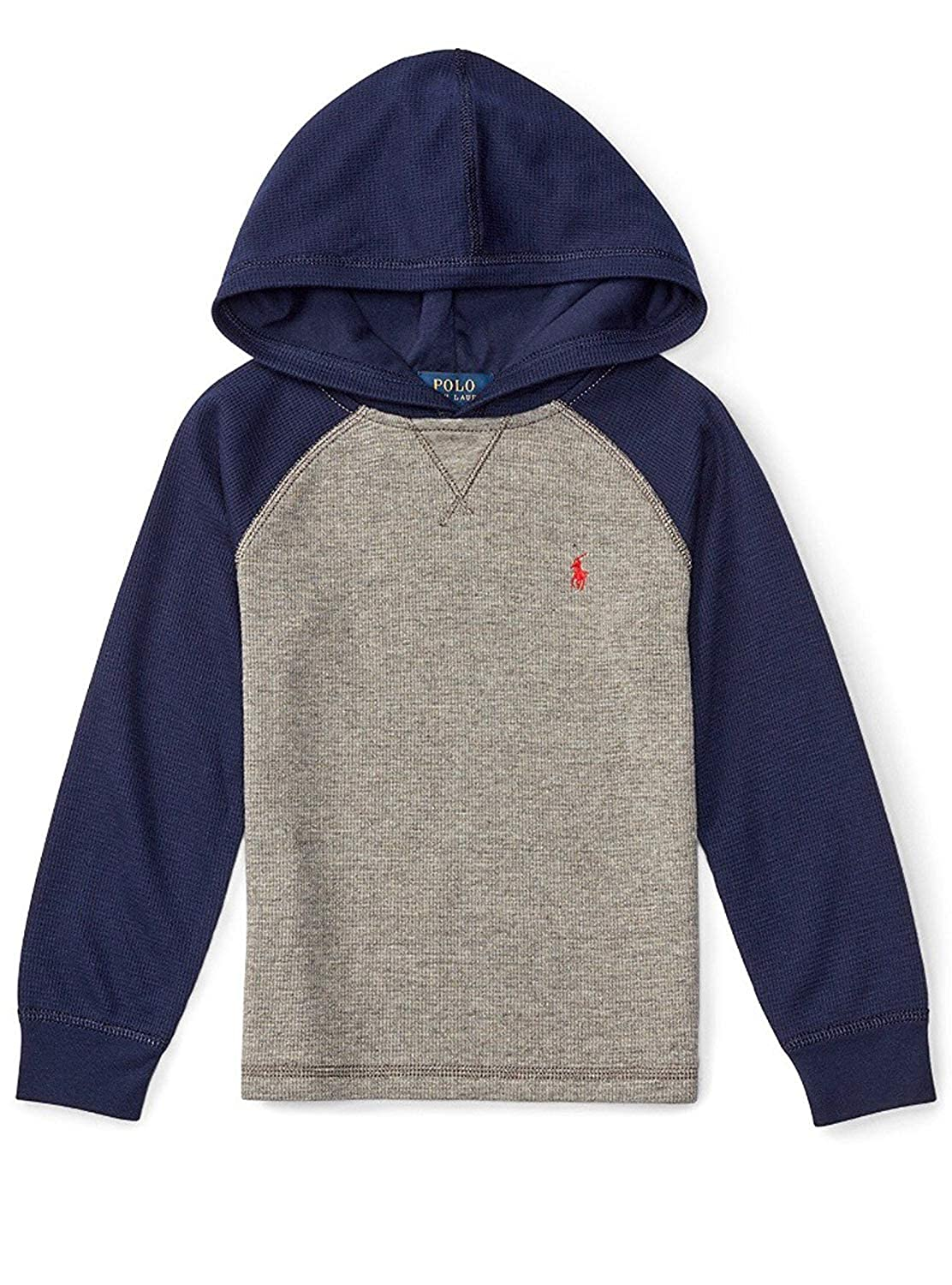 Ralph Lauren Boys Cotton Blend Hoodie