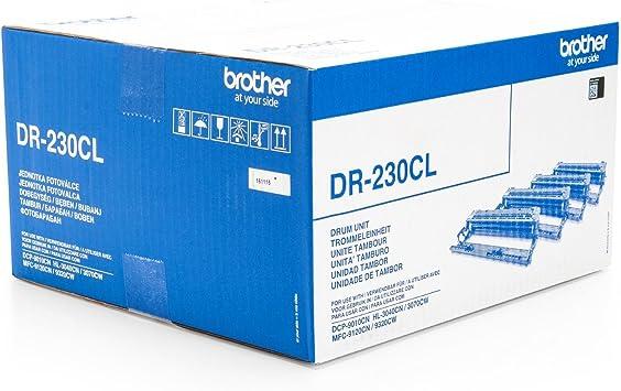 Brother Original Dr 230cl Für Mfc 9320 Cw 4x Premium Elektronik