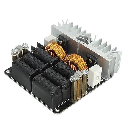 Calentador - SODIAL(R)20A 1000W ZVS calentador de conductor de baja tension de