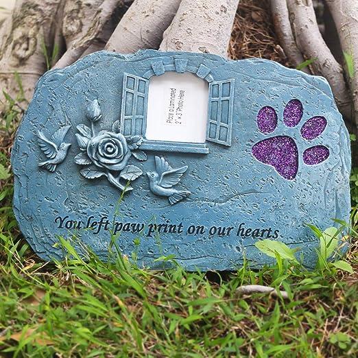 Jhb Pet Grave Markers Indoor Outdoor For Garden Backyard