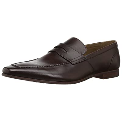 Amazon.com | ALDO Men's MADOLIAN Loafer, Dark Brown, 7 D US | Loafers & Slip-Ons
